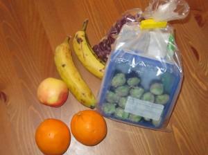 raw food madpakke