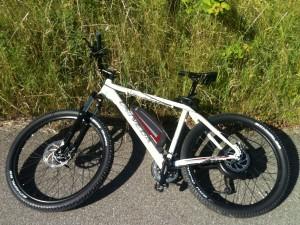 elektrisk mountainbike, Univega HT-E-50