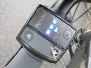 Kalkhoff elcykel, knapper