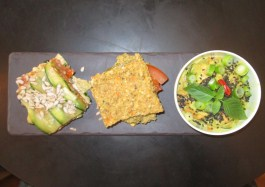 42Raw, raw food tapas