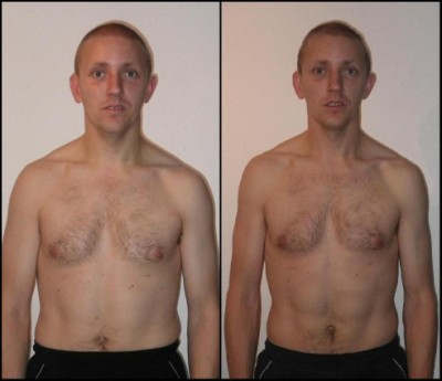 tab 10 kg på 1 uge