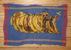 Modnede bananer