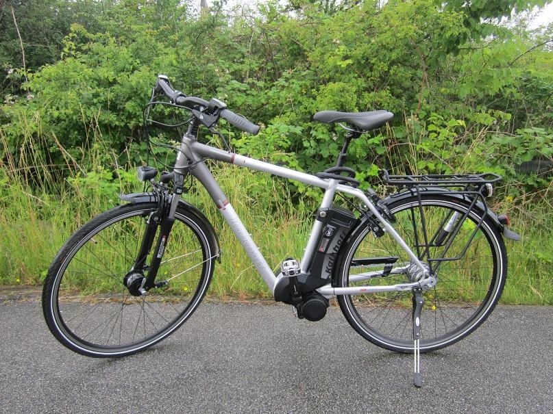 Gang i pedalerne – sådan er det at køre på elcykel (anmeldelse af Kalkhoff Impulse 8C HS)
