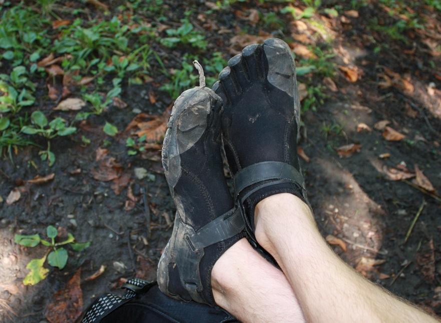 Trekking med Fivefingers på – er det tid til at droppe de store vandrestøvler?