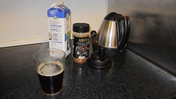 Cafe latte opskrift