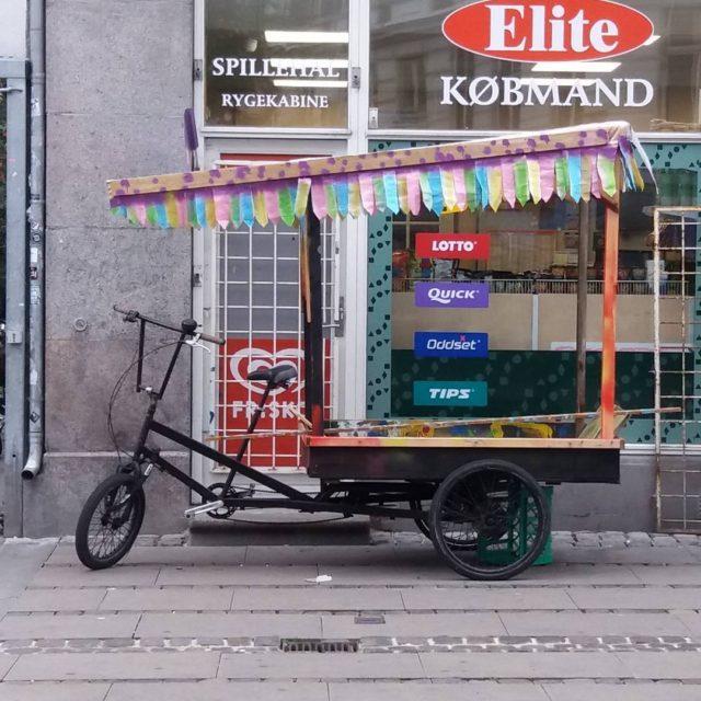 Opgraderet kioskbud ladcykel cargobike pedalkraft tacyklen bikelife bikeporn mitcykelliv carfreelivinghellip